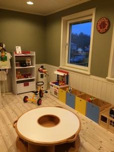 スエーデンホーム 子供部屋