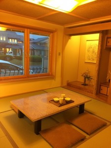 スエーデンホーム 和室