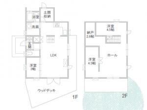 小さな家で大きく暮らす