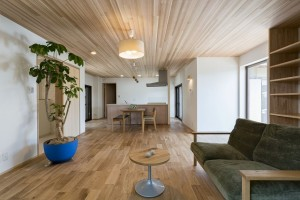 断熱改修とゾーンニングで叶えた住み継がれる家