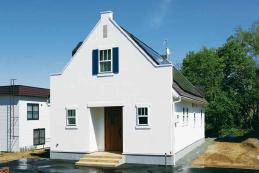 洗練された北欧デザイン住宅