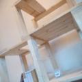 【DIY】子供部屋に「ロフトスペース」を作ってみよう!【中中中編】