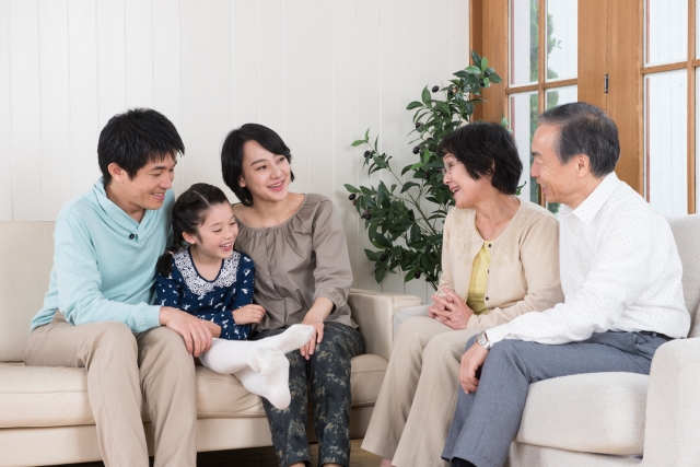 二世帯住宅の間取りを決める5つのポイント|イメージ