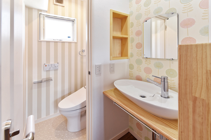 トイレ/洗面所/浴室の間取りで気をつけること|イメージ