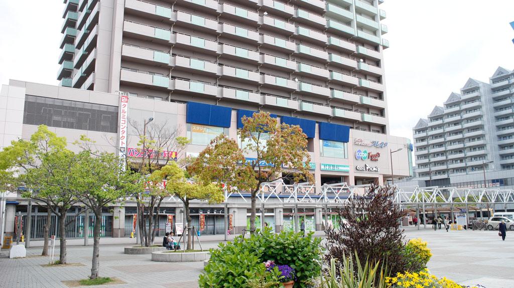 垂水駅前東広場